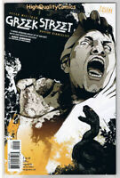 GREEK STREET #2, NM+, Peter Milligan, Horror, Vertigo, 2009, more in store