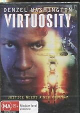 VIRTUOSITY - Denzel Washington, Russell Crowe, Kelly Lynch  - DVD