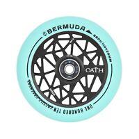 Oath Bermuda Scooter Wheels (Pair) 110mm -  Teal