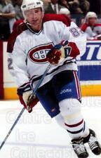 2002-03 Montreal Canadiens Postcards #1 Donald Audette