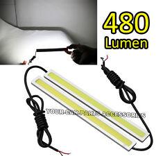 2x Super Bright long life Cool White 100 COB LED Lights -DRL Fog Driving Lamps H