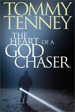 The Heart of a God Chaser, Tenney, Tommy,1577781872, Book, Good