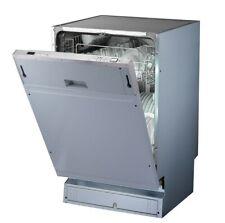 PKM Einbau Geschirrspüler Spülmaschine vollintegriert Edelstahl 45 cm A+