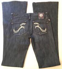 NWT Rock & Republic Skynard Lowrise Bootcut Jeans Dejavu Sample 25