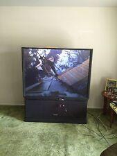 "Hitachi Ultravision 60"" Rear Projection TV"