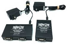 Tripp Lite B130-101-A2 Vga Over Cat5 Ext (Tested!) (Free Shipping!) (Warranty!)