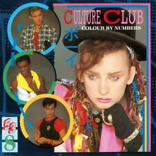 CULTURE CLUB - COLOUR BY NUMBERS   VINYL LP NEUF