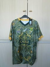 Rugby South Africa Sevens Blitzboks  Mandela 100 years commemoration Jersey M