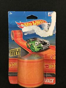 Hot Wheels Playtape Track Roll of 15 Feet x 1.75 Inches New in Package