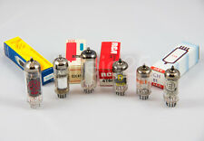 Kit de valvulas nuevas ECC85 ECH81 EF89 EABC80 EL84 EM84 New radio tubes kit