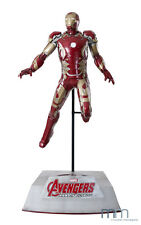Ironman Avengers 2 Age of Ultron Muckle Life Size Figur incl. LED Kit schwebend