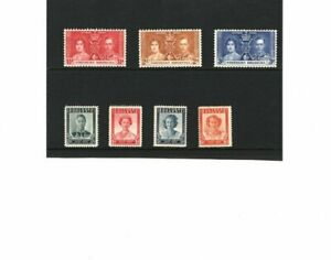 BRITISH COLONIES NORTHERN RHODESIA - SOUTHER RHODESIA MNH SETS KGVLl