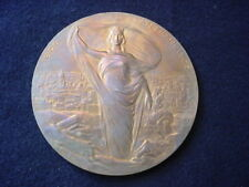 French Sympathy Medal To The People Of San Francisco For The 1906 Earthquake
