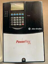 Allen Bradley PowerFlex 70 AC Drive 20AD011A0AYNANC0, used