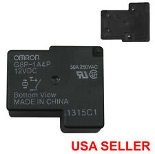 for Omron G8p-1a4p 12vdc General Purpose Relay 30a 250vac