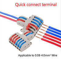 Fast Wire Connector Wiring Cable Connector Terminal Block PCT-222 SPL-6.UK