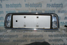 00-05 CADILLAC DEVILLE OEM TRUNK LICENSE PLATE FINISH PANEL REVERSE BACK UP LAMP