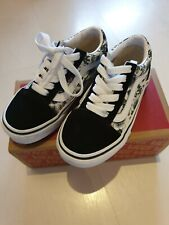 Girls vans size 11 Used