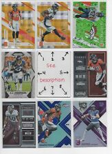 Denver Broncos *** Serial #'d Rookies Jerseys Autos **EVERY CARD IS A GOOD ONE**