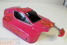 RC Buggy Auto Karosserie margenta/ rot 36 x 20 x 10 cm Scale 1:8 1:10