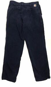 Carhartt FR Cargo Pants Flame Resistant 371-20 CAT2 ATPV 12.2 Size: 32x34