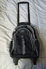 Samsonite Rolling Wheeled Laptop Backpack with Back with Straps 396