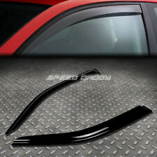 Smoke Tint Window Visor Shade/Sun Wind/Rain Deflector For 05-17 Frontier King (Fits: Nissan)