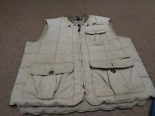 VTG POLO RALPH LAUREN RL VEST SZ XL MEN SPORT 90S SPORTSMAN FISHING TALON