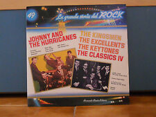 JOHNNY AND THE HURRICANES - THE KINGSMEN-THE EXCELLENTS-THE KEYTONES-CLASSICS IV