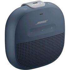 Bose SoundLink Micro Bluetooth-Lautsprecher Dark blue und Wasserfest  - Neuware.