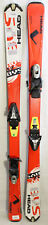 Head BYS Adult Skis - 150 cm Used