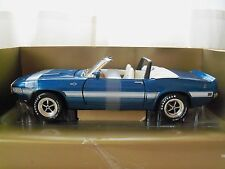 AMERICAN MUSCLE / PEACHSTATE (1 OF 2500) - 1969 SHELBY MUSTANG GT-500 - 1/18