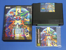 GALAXY FIGHT UNIVERSAL WARRIORS Very Good SNK Neo Geo AES ROM Japan