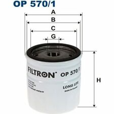 FILTRON Original Ölfilter OP570/1 Opel, Saab