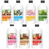 Plant Food - Various Types - Multi Listing - Concentrate - 500ml / 150L *OTL*