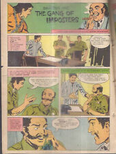 INDIA RARE - INDRAJAL COMICS IN ENGLISH  - NO. 326 - THE GANG OF IMPOSTERS