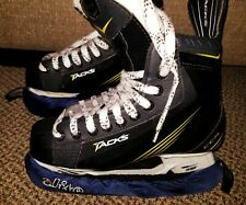 Ccm 3052 Tacks Skates Size 5 Barely Worn w/Blade Covers