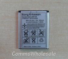 Genuine Sony Ericsson BST-33 Battery Aino C903 K800i W900i W950i Satio Z800i etc