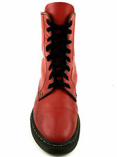 DOCS Ankle Boots Red Women's Size 10 USA Mens USA. 8