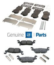 For Hummer H3 H3T 2006-2010 OEM Original Front & Rear Brake Pad Set Genuine GM