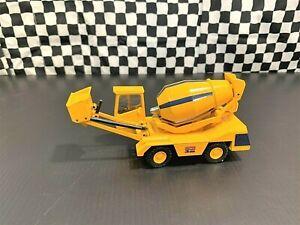 Joal Carmix 3500 Self-Loading Cement Mixer - Yellow/Black - 1:43 Diecast Boxed