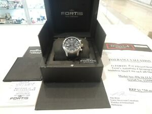 Fortis B-42 Stainless Steel Mens Chronograph 42mm Automatic Watch