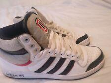 ADIDAS ORIGINALS TOP Sneaker Mid TEN SCARPE DA GINNASTICA UK9.5 decennio Basket HOOPS PROFI