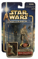 Luke Skywalker Bespin Duel 29 Star Wars Saga Empire Strikes Back Hasbro 2002 MOC