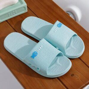 Women Home Slippers Indoor Flat Shoes Summer Non-slip Comfortable Sandal Slide