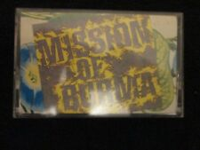 """Mission of Burma"" Chrome Cassette (Rykodisc 1988) RARE,Excellent Condition"