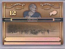 Jim Kelly #85 2006 Playoff National Treasures 031/125