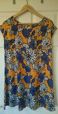 BNWT South Floral Short Dress holiday Size 16