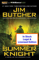 Summer Knight  Audio -  Jim Butcher - Dresden Files CD