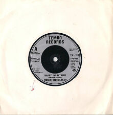DISCO 45 giri ROGER WHITTAKER happy everything // so far